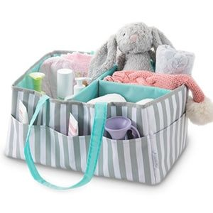 Other - Diaper Caddy with Changing Pad